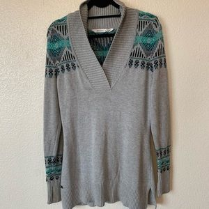 Athleta Long Sweater